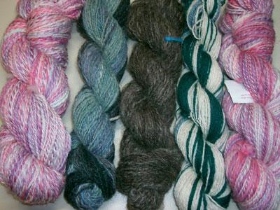 yarn small