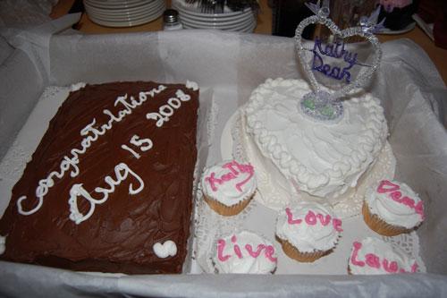 """Wedding"" Cake"